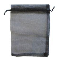 Мешок для наполнителей, сетчатый с завязками 14х19см
