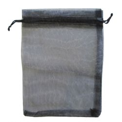 Мешок для наполнителей, сетчатый с завязками 20х30см