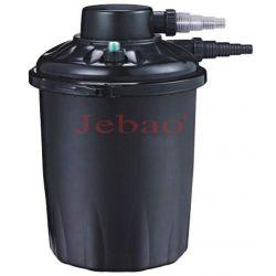 Jebao PF-20E UV – Прудовой напорный фильтр, до 10000 л