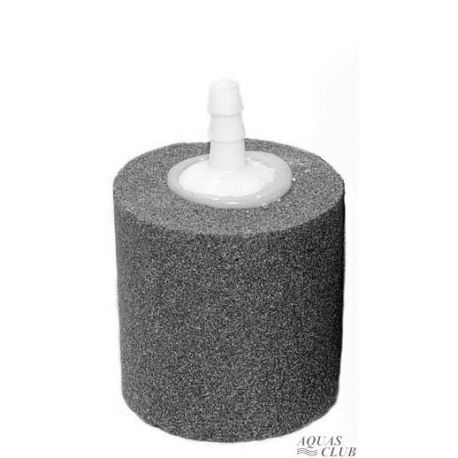 ALEAS Распылитель карбон-корундовый цилиндр серый 50x50x6 мм