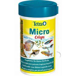 Tetra Micro Crisps 100 мл – Полноценный корм в виде мелких чипсов