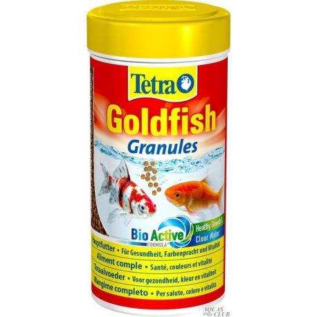 Tetra Goldfish Granules – Плавающие гранулы для золотых рыбок