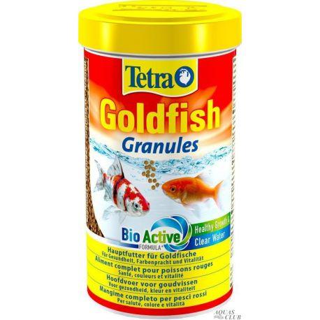 Tetra Goldfish Granules 500мл – Плавающие гранулы для золотых рыбок