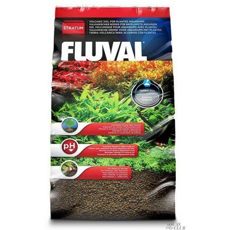 Fluval Plant and Shrimp Stratum – Грунт для растений и креветок