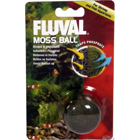 Fluval Moss Ball – Моховый шарик