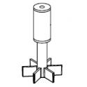 Ротор для фильтра AQUAEL VERSAMAX FZN-3 / UniFilter 500