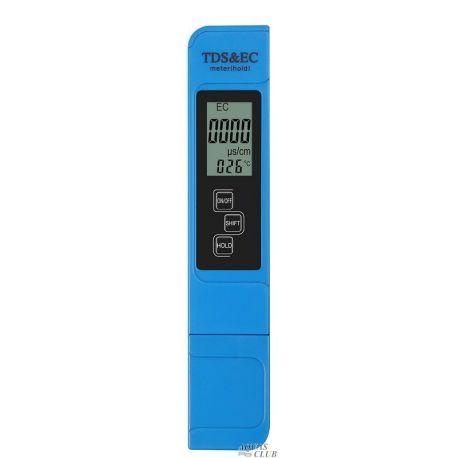 Прибор для измерения TDS и EC цифровой