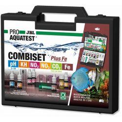 JBL PROAQUATEST COMBISET Plus Fe - Набор из 6 тестов для измерения наиболее важных показателей воды в растительных аквариумах