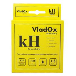 VladOx kH тест – Тест для измерения карбонатной жесткости воды