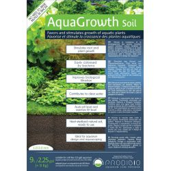 Грунт PRODIBIO AquaGrowth Soil 1-3 мм 9 л