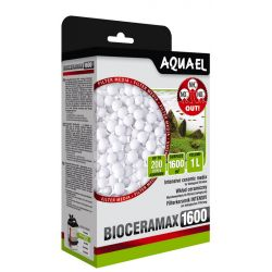 AQUAEL BioCeraMAX UltraPro 1600 – Наполнитель керамические шарики 1000мл