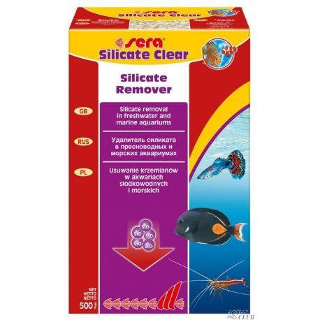 SERA silicate clear 500 г – Поглотитель силикатов