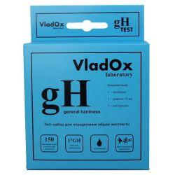 VladOx gH тест – Тест для измерения общей жесткости воды