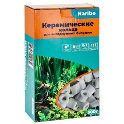 Кольца керамические Naribo 500 г – для биологической фильтрации