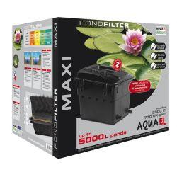 AQUAEL POND FILTER MAXI – Фильтр для пруда объемом до 5000 л