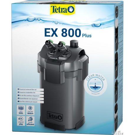 Фильтр внешний Tetra EX 800 Plus на 100-300 л