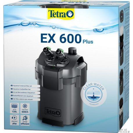 Фильтр внешний Tetra EX 600 Plus на 60-120 л