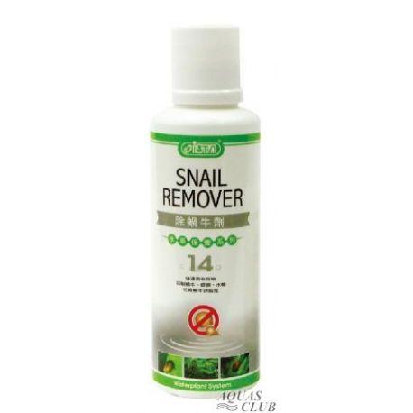 ISTA SnailRemover 250мл – Средство для удаления улиток, планирий, пиявок, гидр