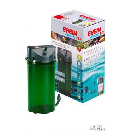 Фильтр внешний EHEIM classic 250 2213 440 л/ч до 250 л с губками и кранами