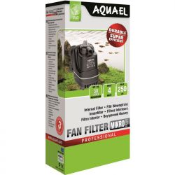AQUAEL FAN mikro plus – Фильтр внутренний 250 л/ч до 30 л