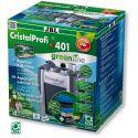JBL CristalProfi e401 greenline – Внешний фильтр 450 л/ч до 120 л