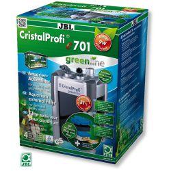 JBL CristalProfi e701 greenline – Внешний фильтр 700 л/ч до 200 л