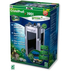 JBL CristalProfi e1901 greenline – Внешний фильтр 1900 л/ч до 800 л