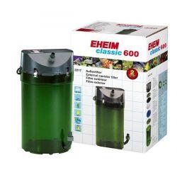 Фильтр внешний EHEIM classic 600 2217 1000 л/ч до 600 л с губками и кранами