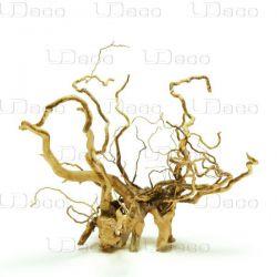 """UDeco Desert driftwood XL – Натуральная коряга """"Пустынная"""" 50-60 см 1 шт"""