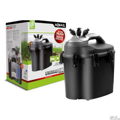 AQUAEL UNIMAX 500 – Фильтр внешний 1500 л/ч до 500 л