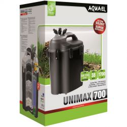 AQUAEL UNIMAX 700 – Фильтр внешний 1700 л/ч до 700 л