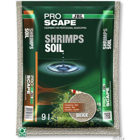 JBL ProScape ShrimpsSoil BEIGE – Питательный грунт для аквариумов с креветками, бежевый, 9 л