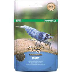 Dennerle Shrimp King Baby 30г – Основной корм в форме гранул для молодняка креветок